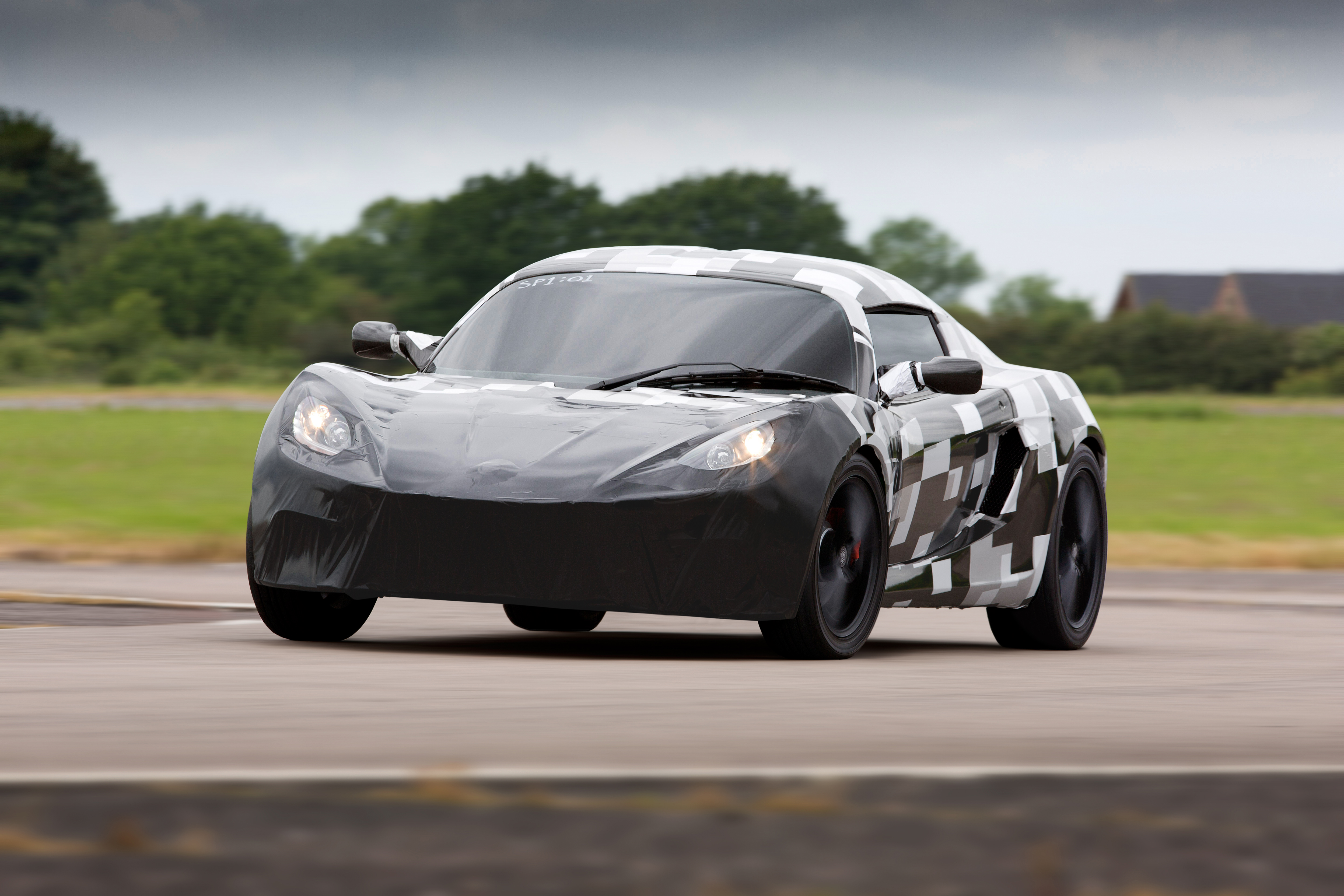 World S Fastest Production Electric Vehicle Prepares For Launch