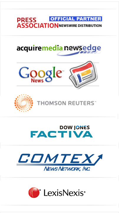 Presswire Press Release Distribution Partners