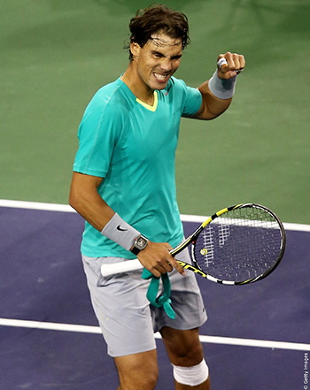 Rafael Nadal for Richard Mille